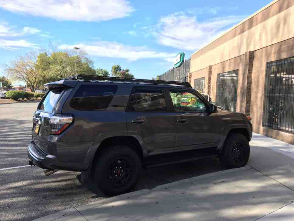 Toyota 4Runner Forum >> Another Full-Length Roof Rack Option -PrinSu - Page 14 ...
