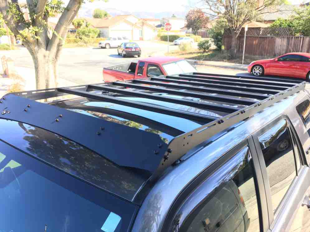 Another Full-Length Roof Rack Option -PrinSu - Page 14 - Toyota