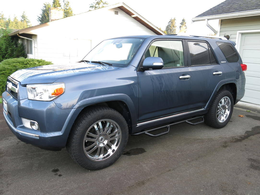 20 inch wheels on limited page 41 toyota 4runner forum. Black Bedroom Furniture Sets. Home Design Ideas