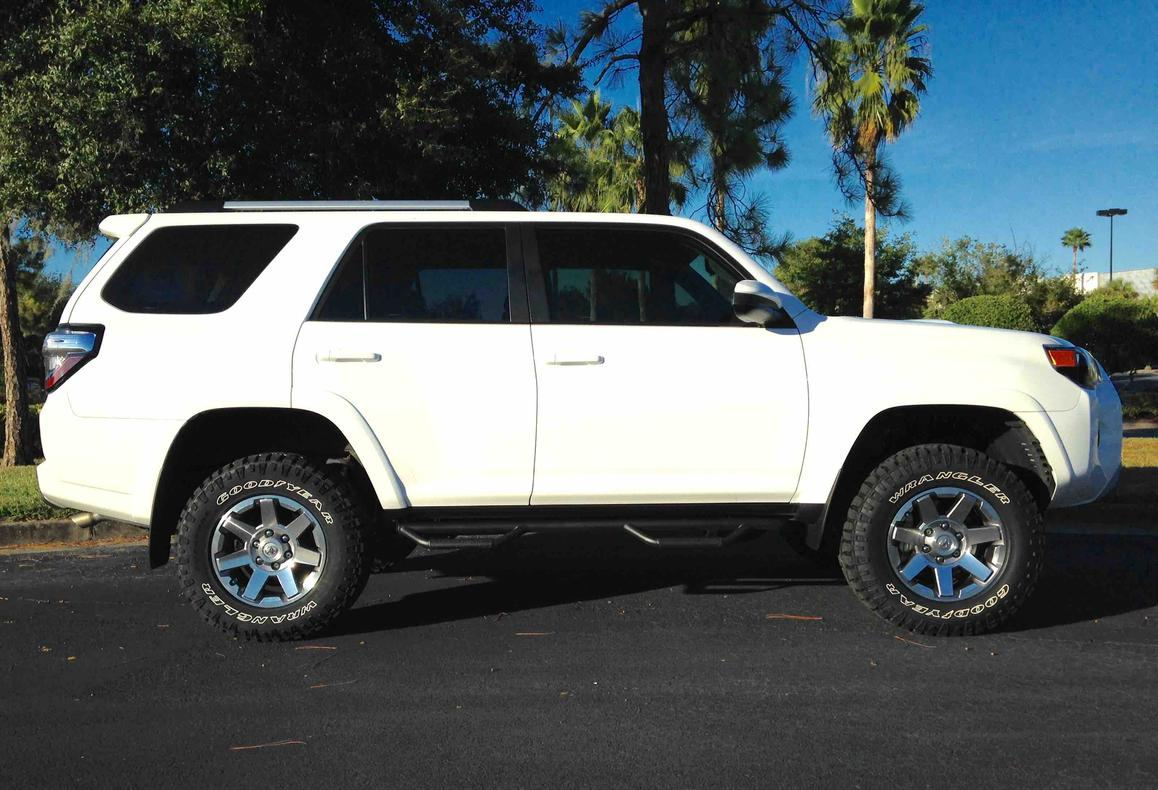 Post Your 5th Gen Super White T4r Photo Page 22 Toyota 4runner Forum Largest 4runner Forum
