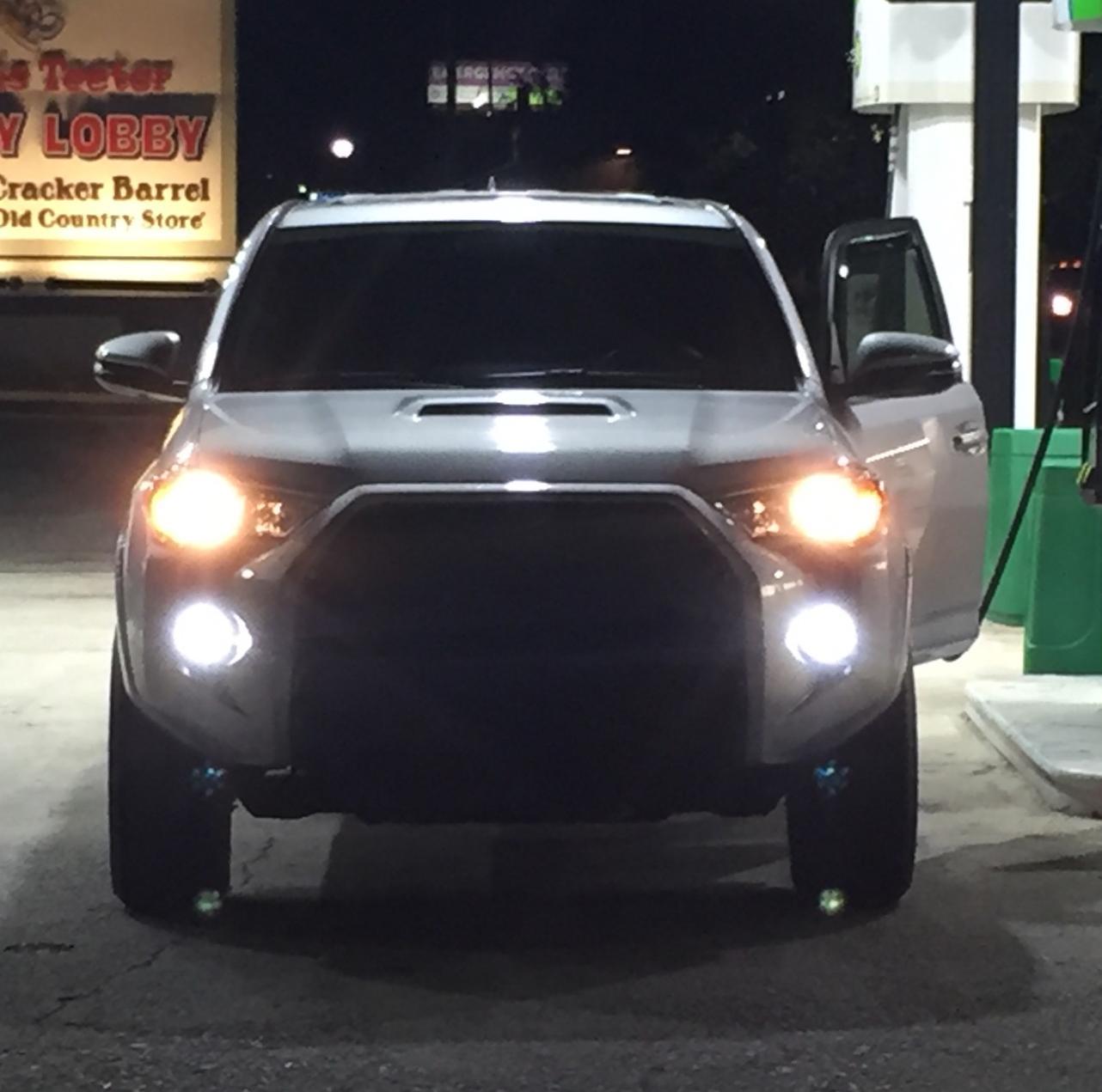 """Lumen's """"G8 LED Headlight Conversion Kit""""!!!"""
