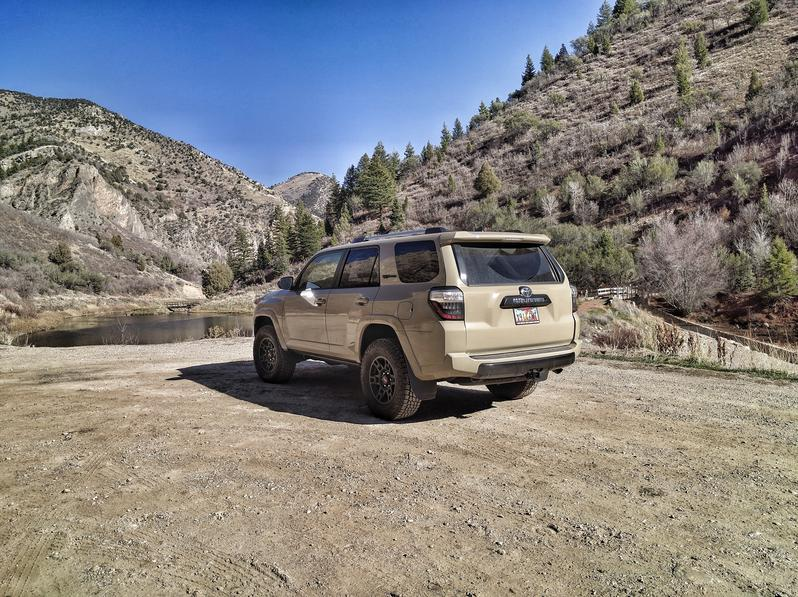 Trd Pro Quicksand Picture Thread Page 8 Toyota 4runner