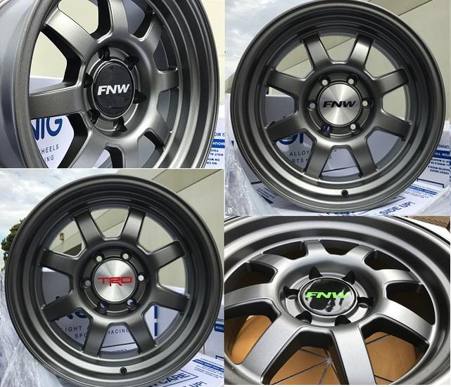 db256299900 What TRD center caps do you use with your FN FX Pro wheels  - Toyota ...