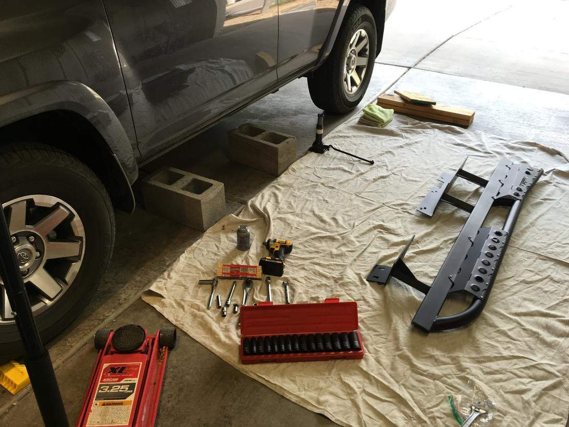How to: Install Rock Sliders with KDSS-1_img_0760-jpg