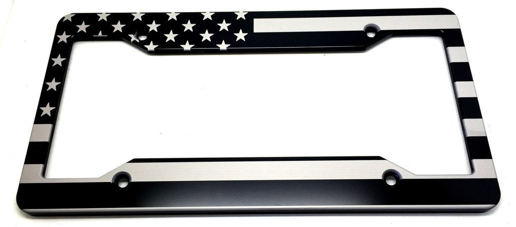 Black License Plate Frame Suggestions Page 2 Toyota