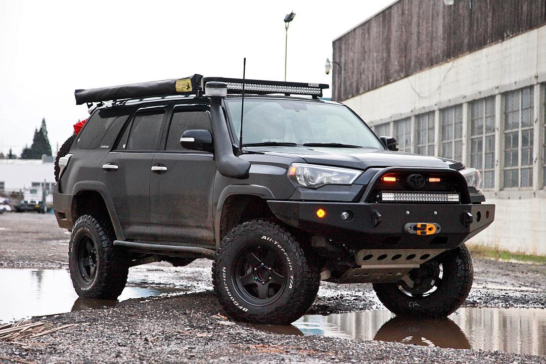 Vtx Offroad Wheels 5th Gen 4runner Trail Build Log Page 6