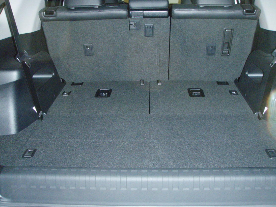 2010 4runner with third row seats option toyota 4runner. Black Bedroom Furniture Sets. Home Design Ideas