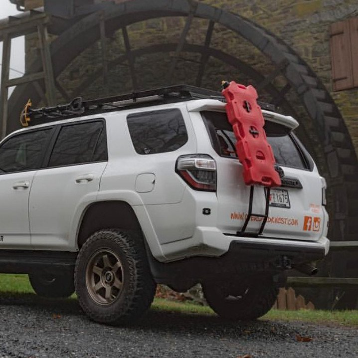 Jerry Can Holder For Truck Bed >> Fuel can/rotopax setup? - Toyota 4Runner Forum - Largest 4Runner Forum