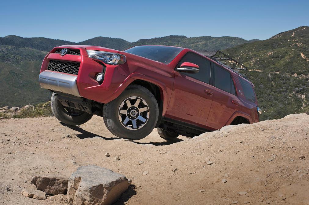 4runner trail premium wheels