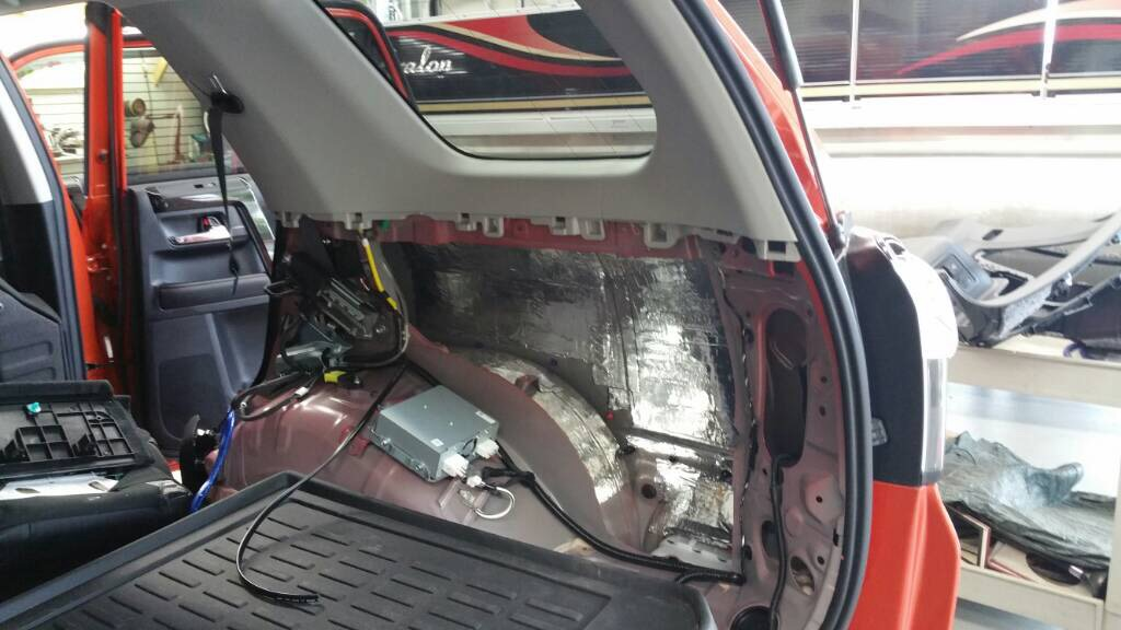 Rear Cargo Panel Removal Where Sub Would Go Toyota 4runner Forum Largest 4runner Forum