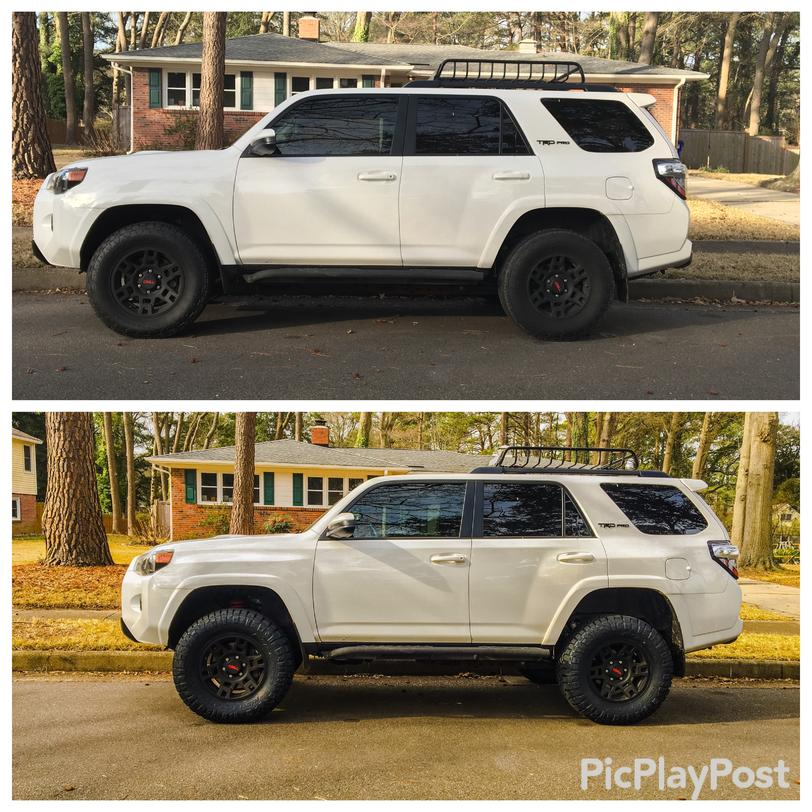 Trd pro lift question - Page 45 - Toyota 4Runner Forum