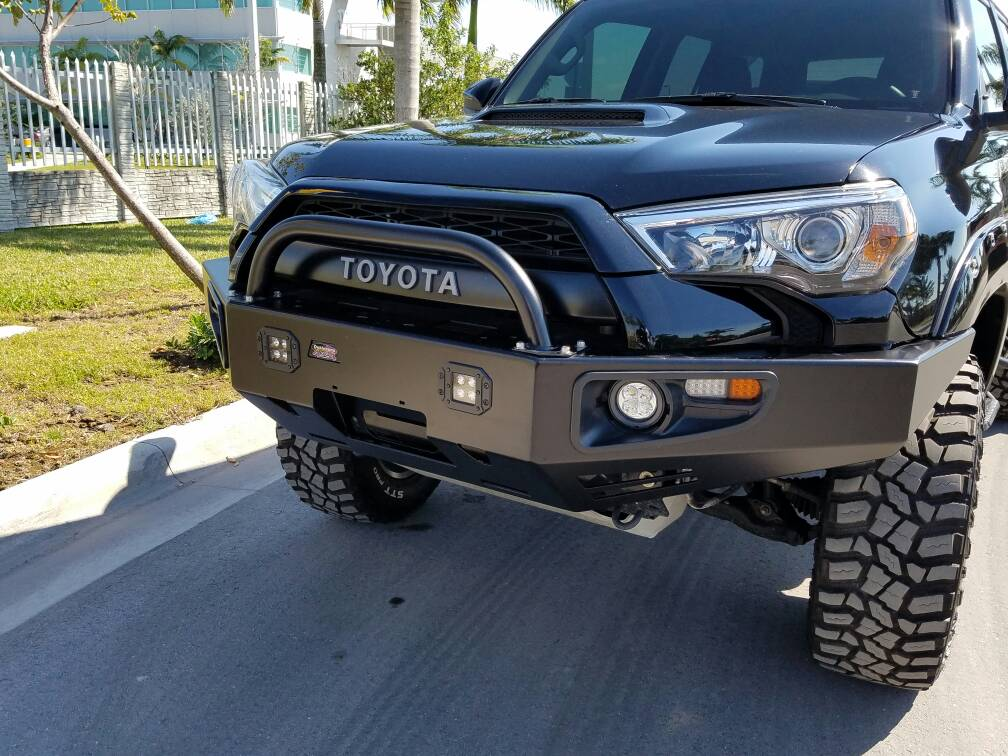Dobinsons 2016 4runner Trail Build Page 2 Toyota