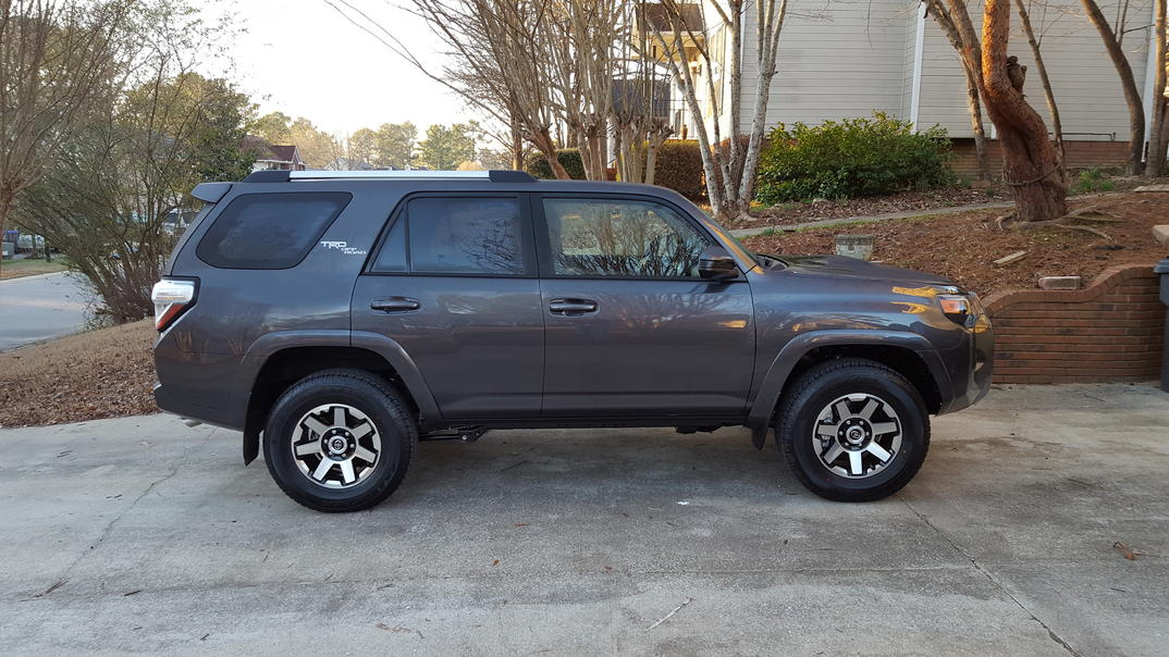 opinions trd offroad vs trail page 3 toyota 4runner forum largest 4runner forum. Black Bedroom Furniture Sets. Home Design Ideas