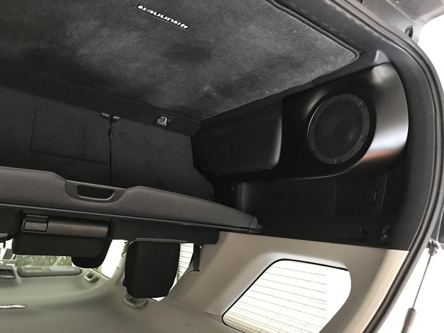 Oem Audio Plus >> Stereo Upgrade Oem Audio Plus Toyota 4runner Forum Largest