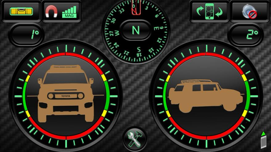 Inclinometer - Toyota 4Runner Forum - Largest 4Runner Forum