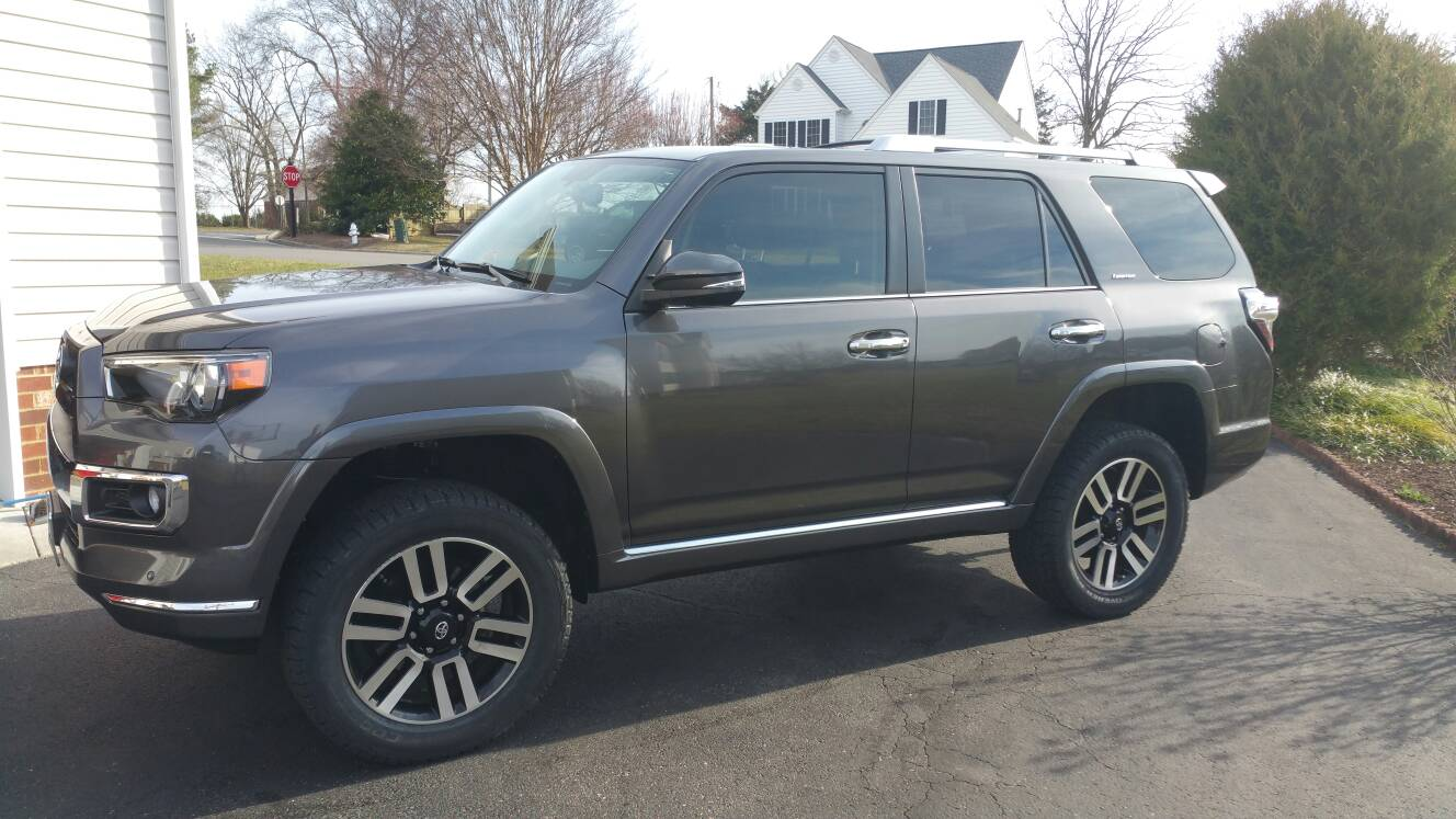 20 inch wheels on limited page 45 toyota 4runner forum. Black Bedroom Furniture Sets. Home Design Ideas