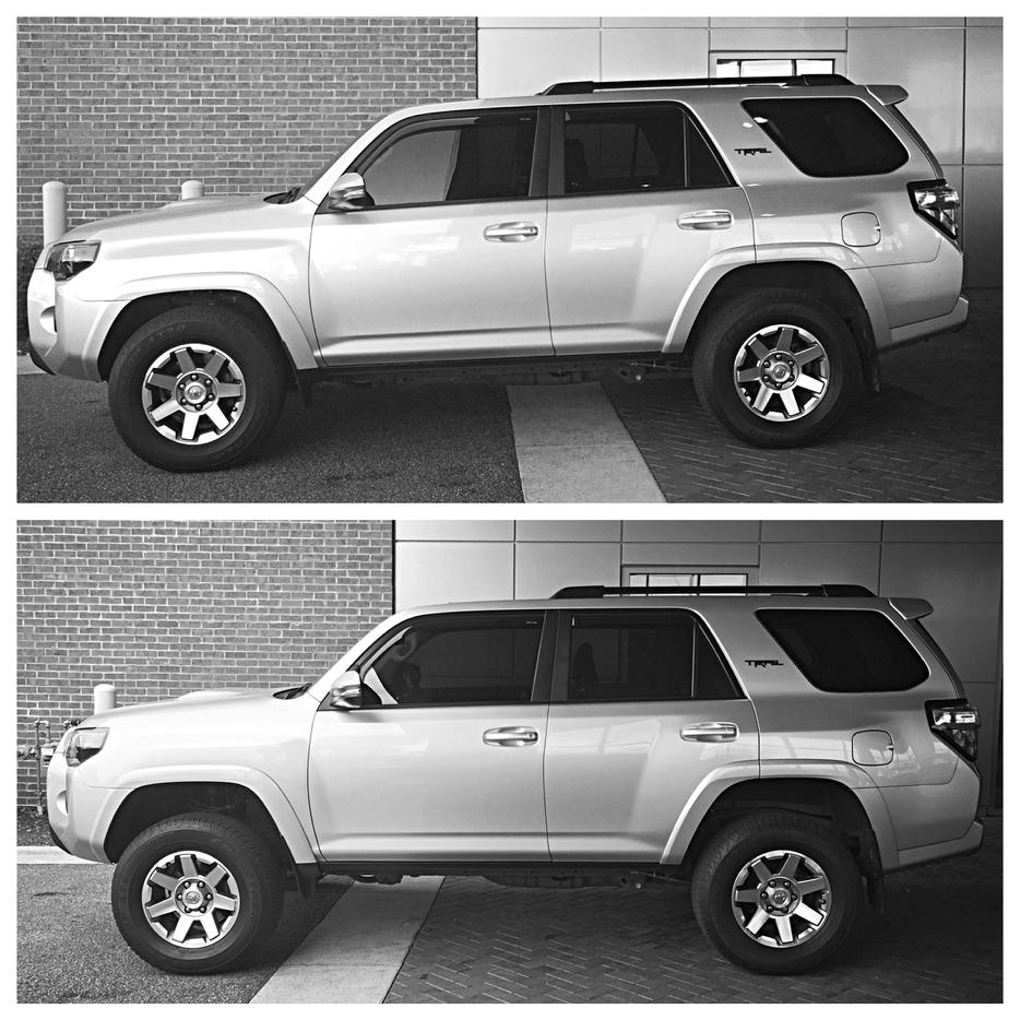 Toytec 3 Quot Leveling Kit Review Toyota 4runner Forum