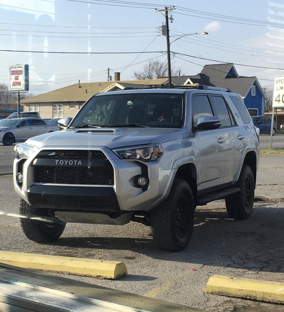 Toyota 4Runner Off Road >> 2017 Trd Off Road Vs Trd Pro Page 3 Toyota 4runner Forum
