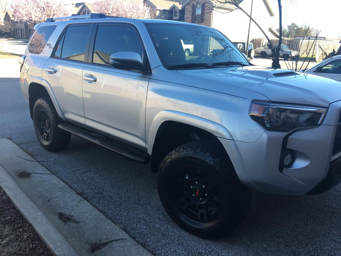 2017 Trd Off Road Vs Trd Pro Page 3 Toyota 4runner