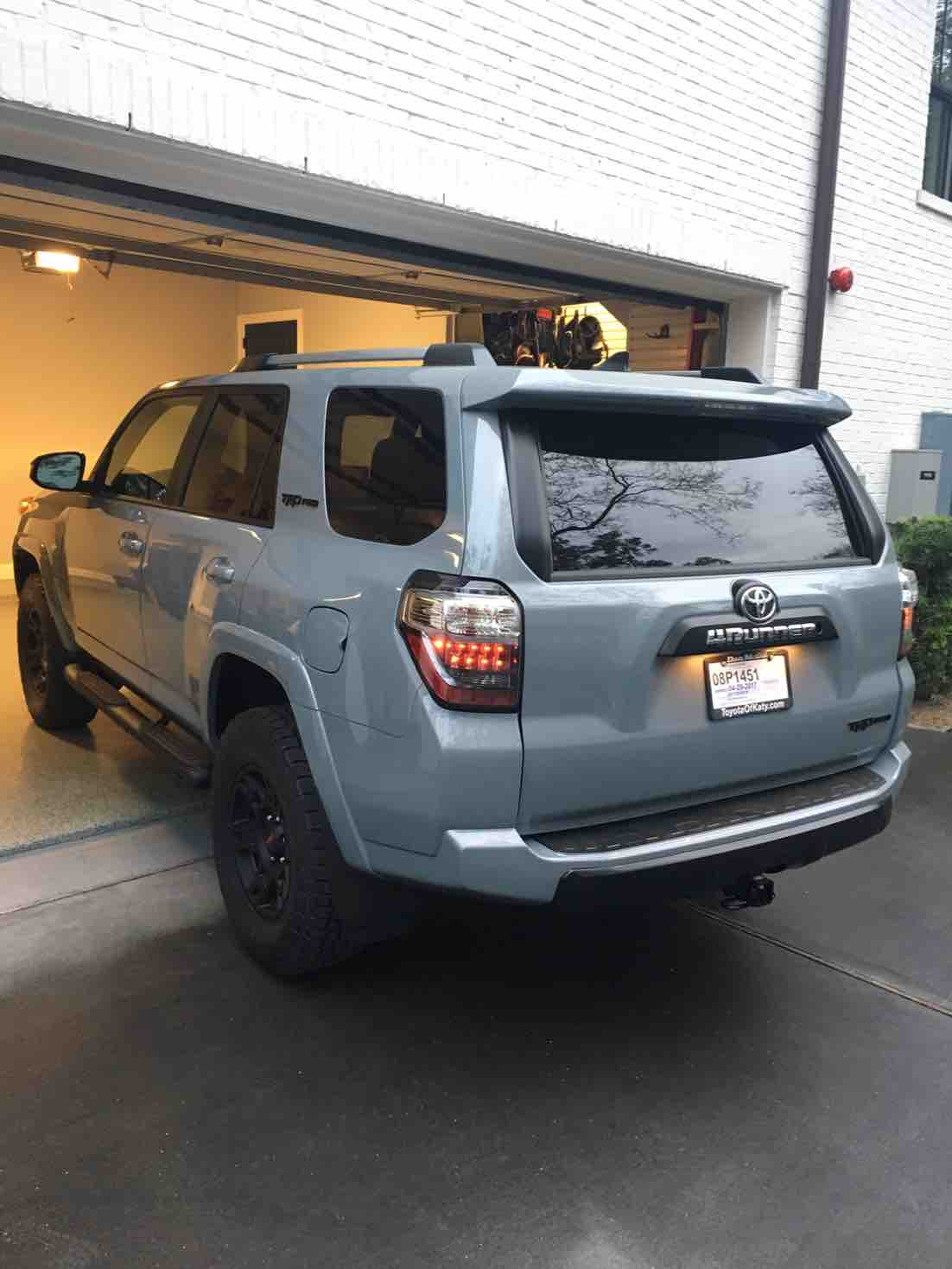 2017 4runner trd pro page 2 toyota 4runner forum largest 4runner - Just Picked This Babe Up Yesterday Attachment 241202attachment 241203