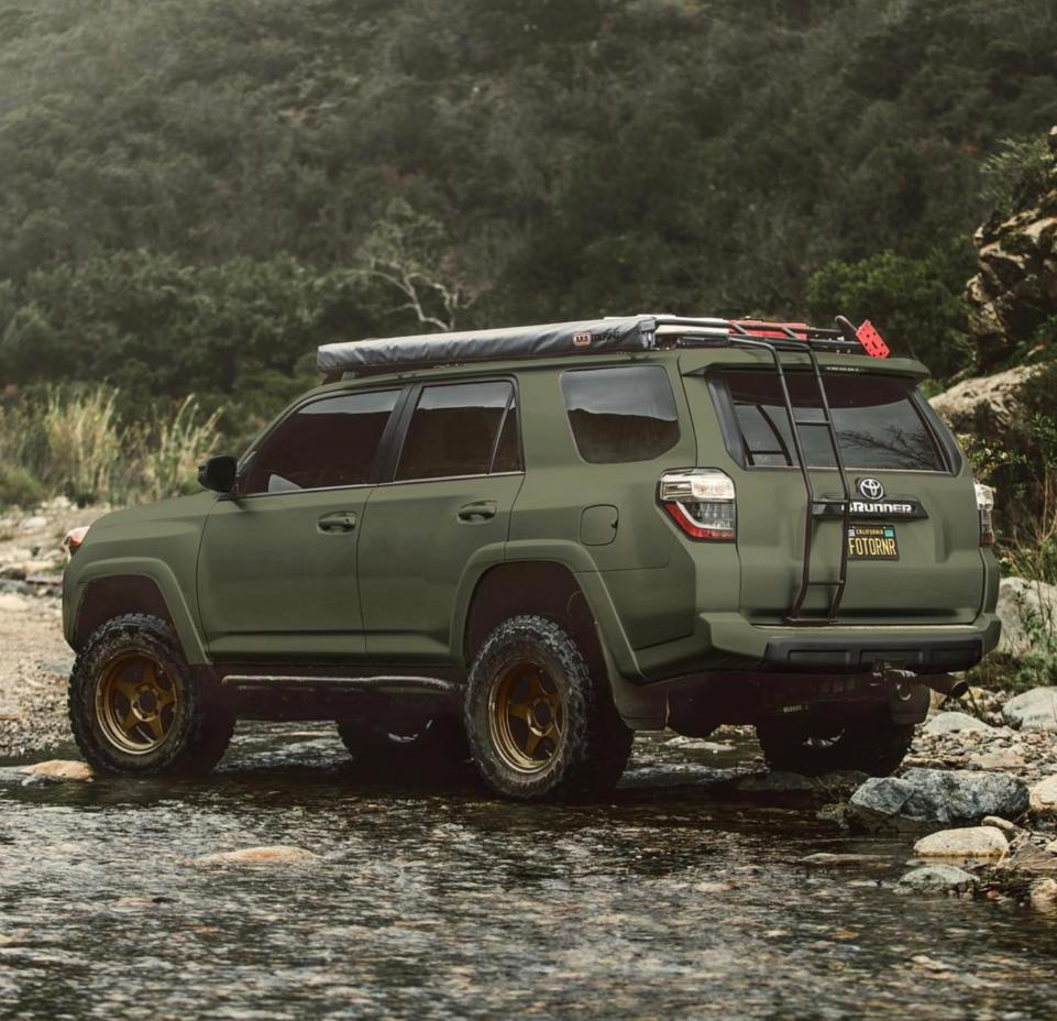 Olive Drab Anyone Toyota 4runner Forum Largest