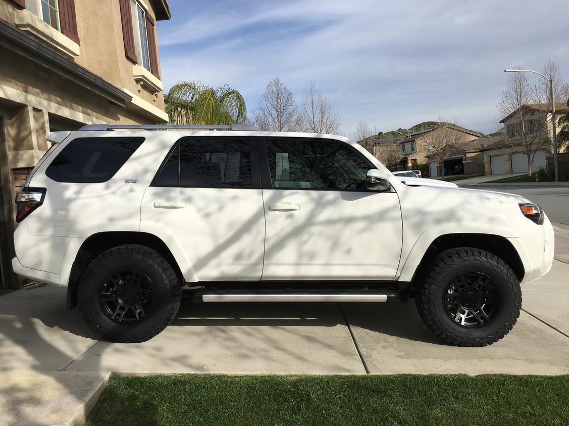 Info On These Trd Wheels Page 74 Toyota 4runner Forum Largest 4runner Forum