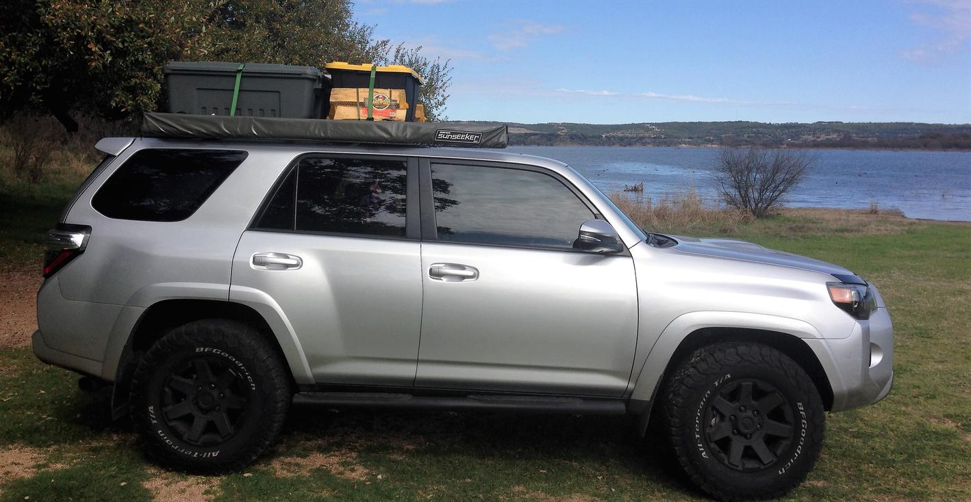 Rhino Rack On Trd Page 5 Toyota 4runner Forum