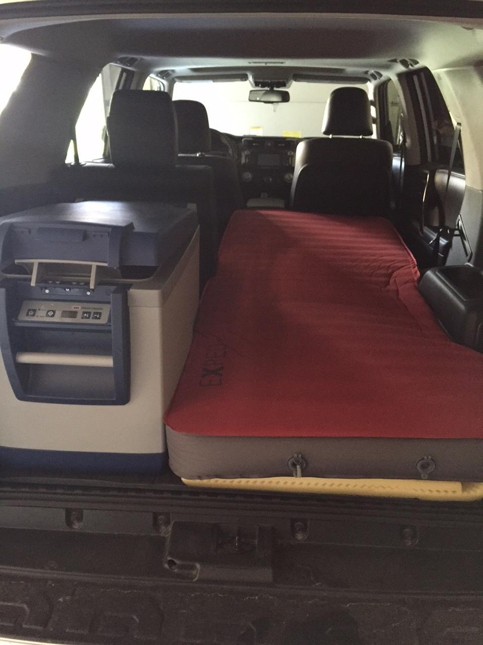 Making A Flush Rear Cargo Area Toyota 4runner Forum Largest