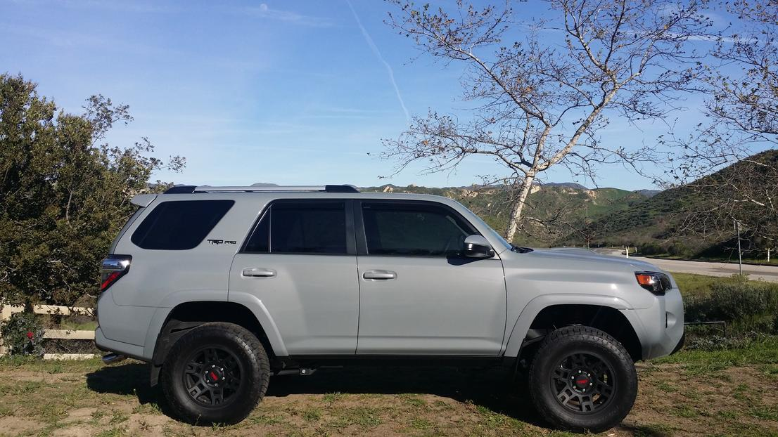 Cement 4runners Post Pics Here Page 2 Toyota 4runner