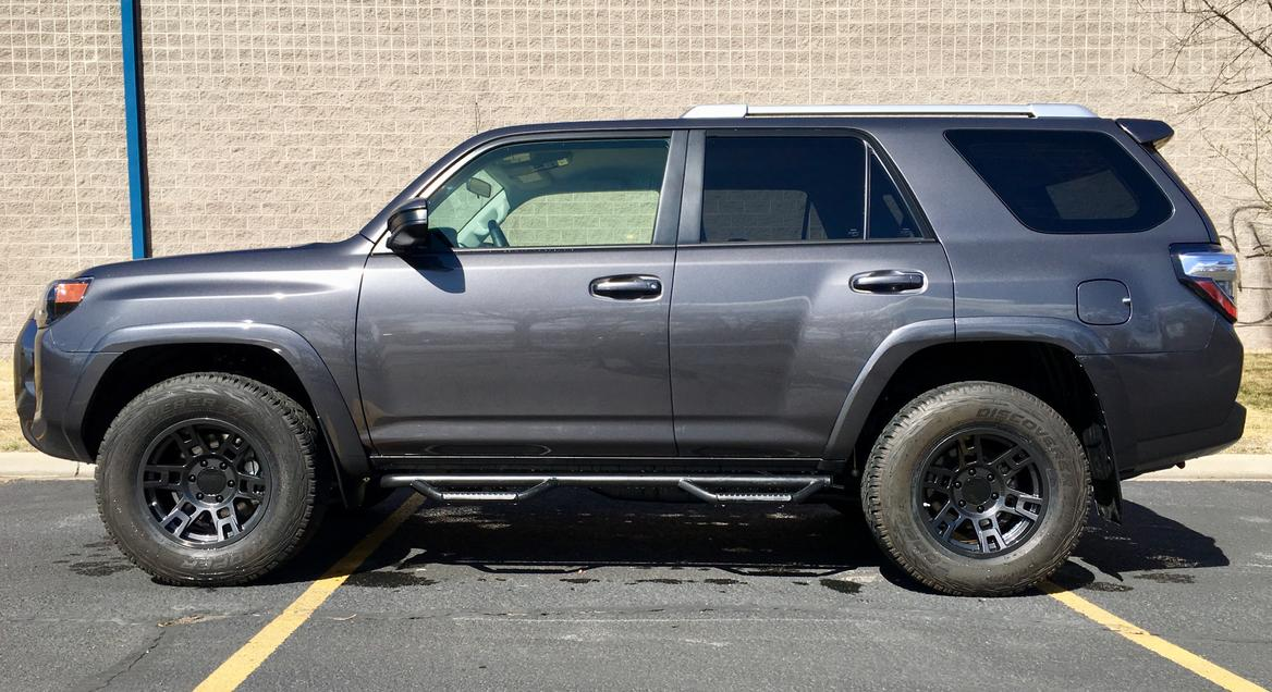 Info On These Trd Wheels Page 75 Toyota 4runner Forum Largest 4runner Forum