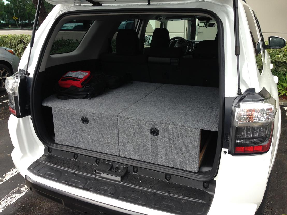 Post Pics Of Your Drawer Storage System Page 5 Toyota 4runner