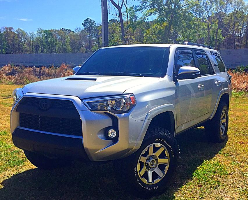 """Toytec 3"""" Leveling Kit review. - Page 3 - Toyota 4Runner ..."""