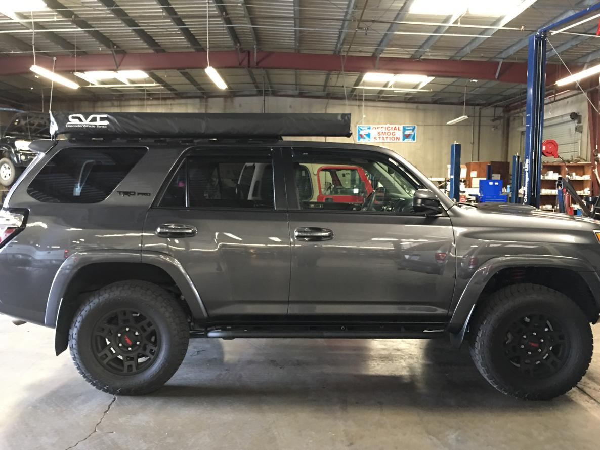 Lift For Baja Trd Tacoma S Pro Edition And 4runner Installed Attached