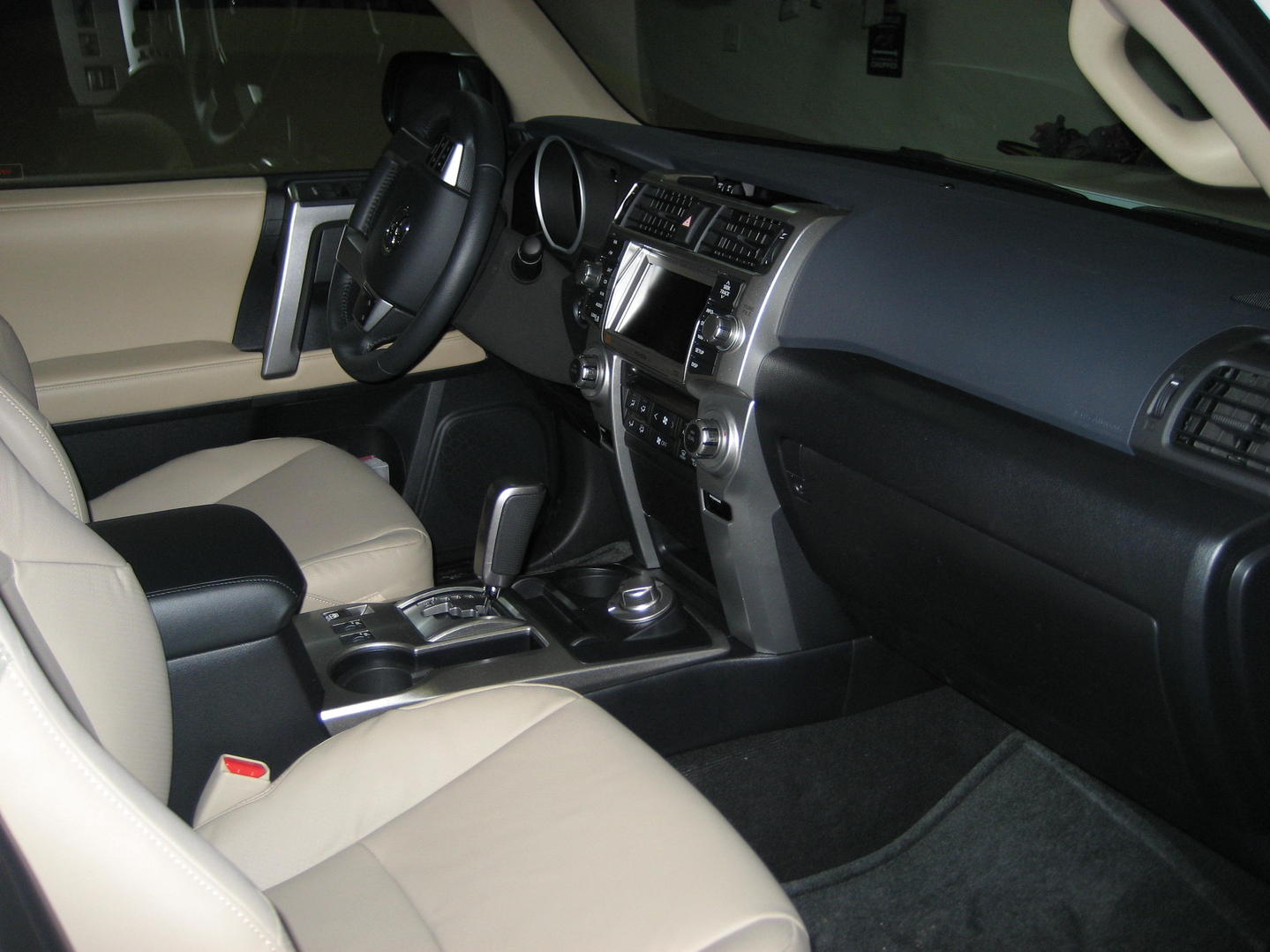 limited with third row seat page 2 toyota 4runner forum largest 4runner forum. Black Bedroom Furniture Sets. Home Design Ideas