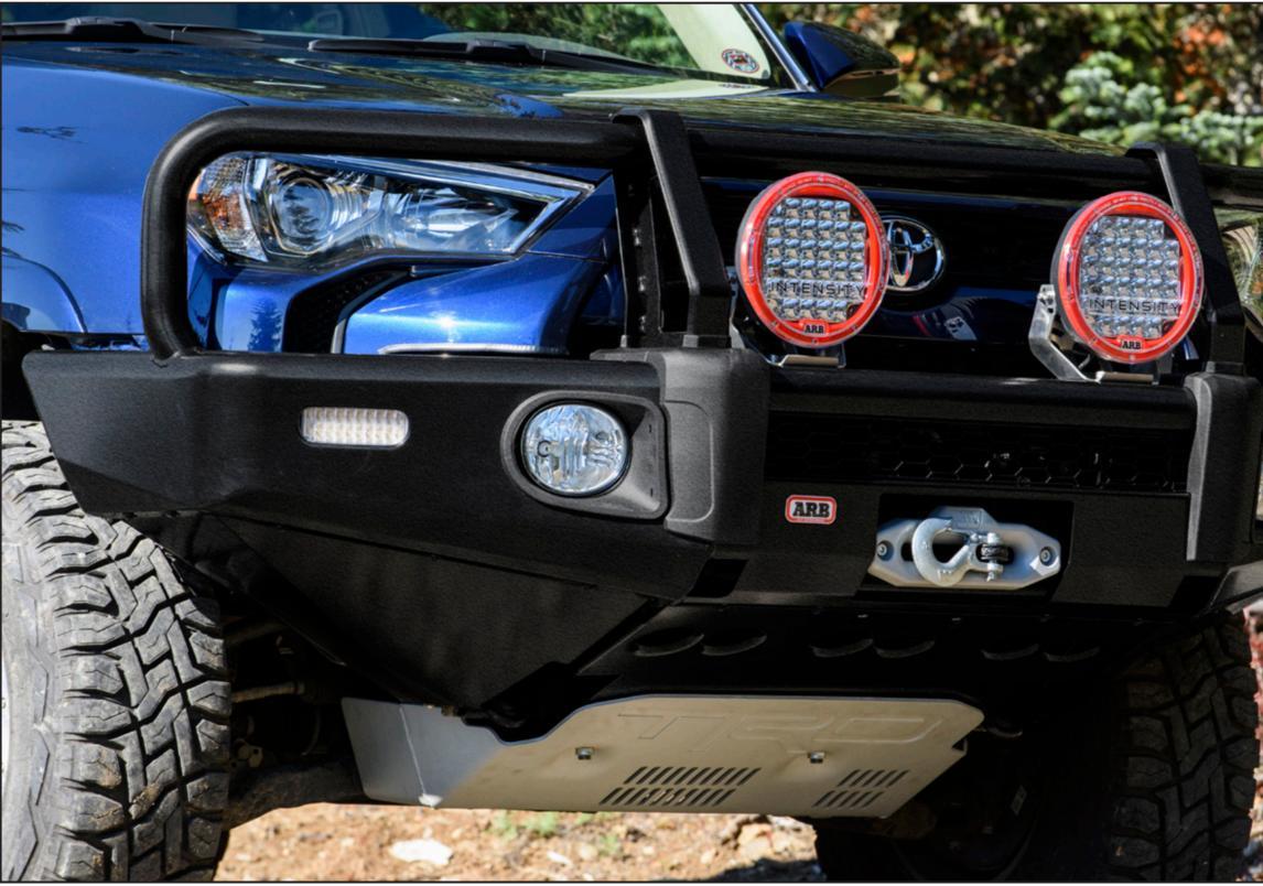 2015 4runner Trail Bumper Html Autos Post