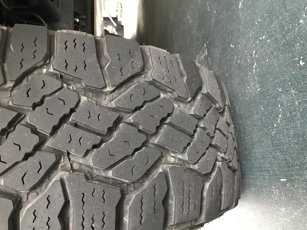 What S Causing My Duratracs To Cup Page 2 Toyota 4runner Forum