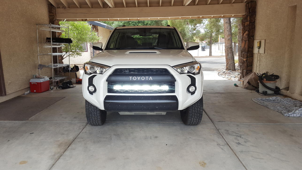 Trd pro behind the grill light bar toyota 4runner forum largest attached 20170531112142g 1387 kb aloadofball Images