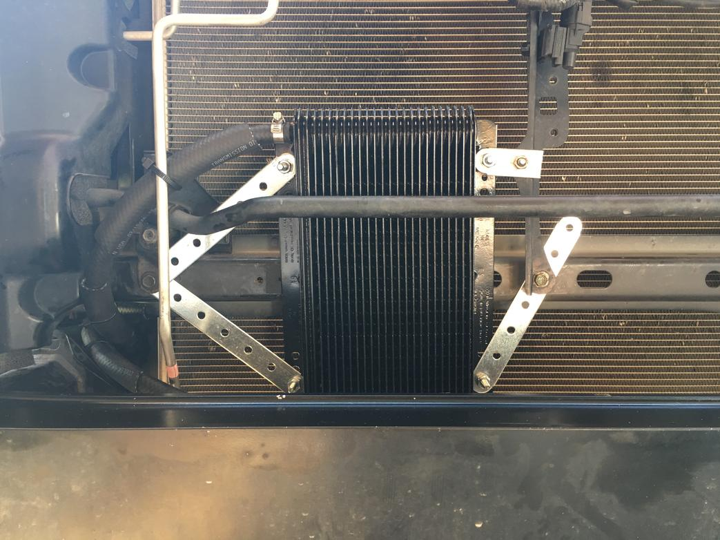 Transmission Cooler Page 10 Toyota 4runner Forum Largest Trailer Tow Wiring W 4 Pin Connector Oil Attached Img 3561 1371 Kb