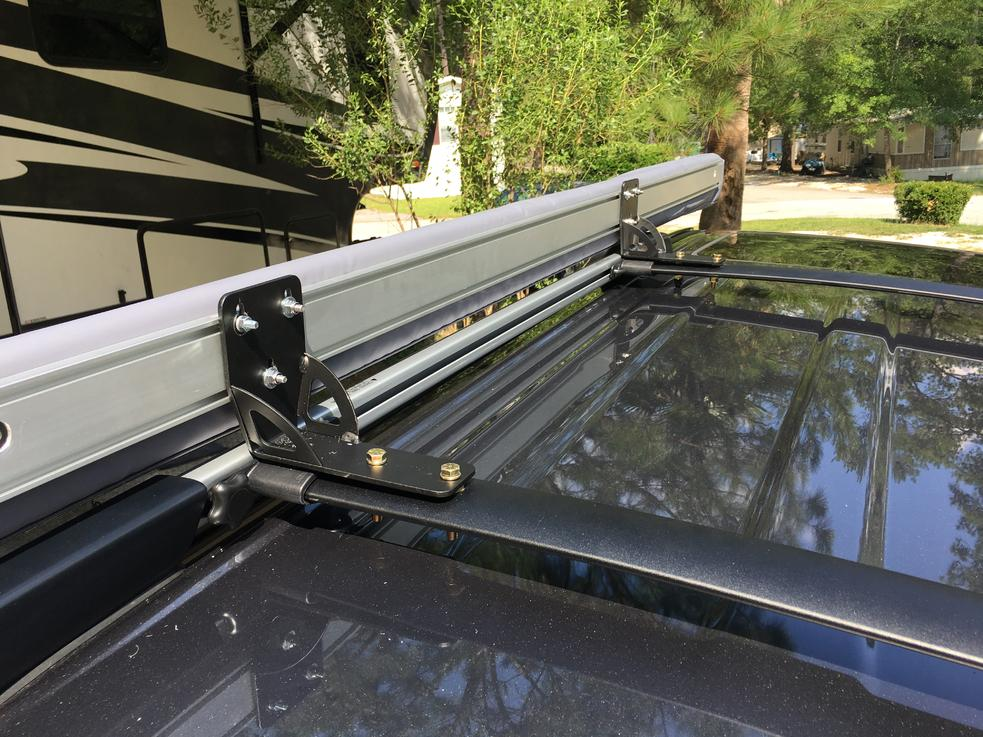 Any cheaper way to mount arb awning? - Toyota 4Runner ...