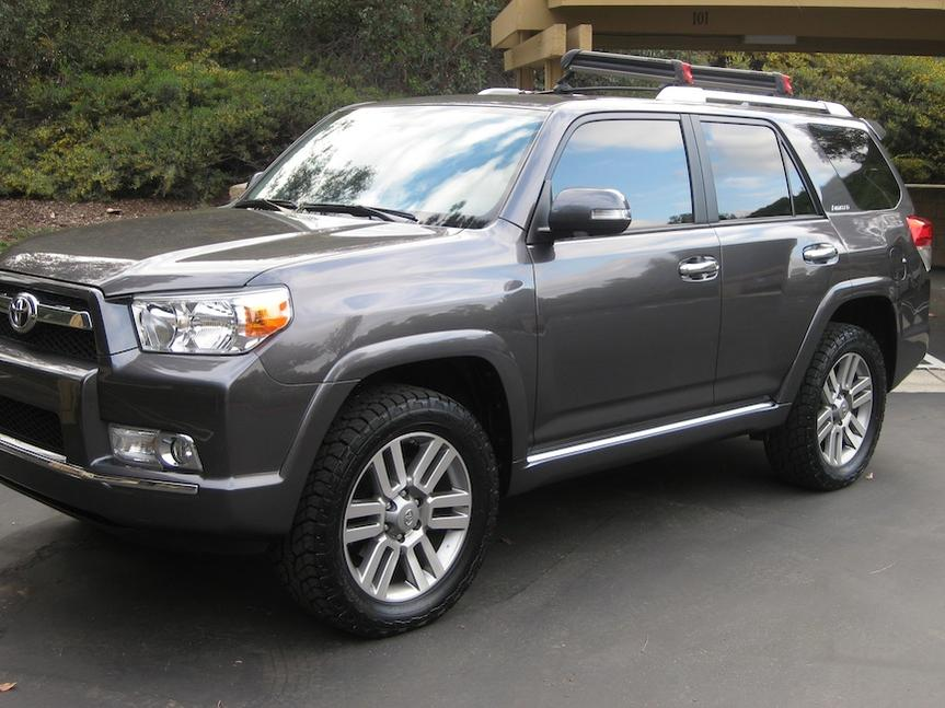20 inch wheels on limited page 6 toyota 4runner forum. Black Bedroom Furniture Sets. Home Design Ideas