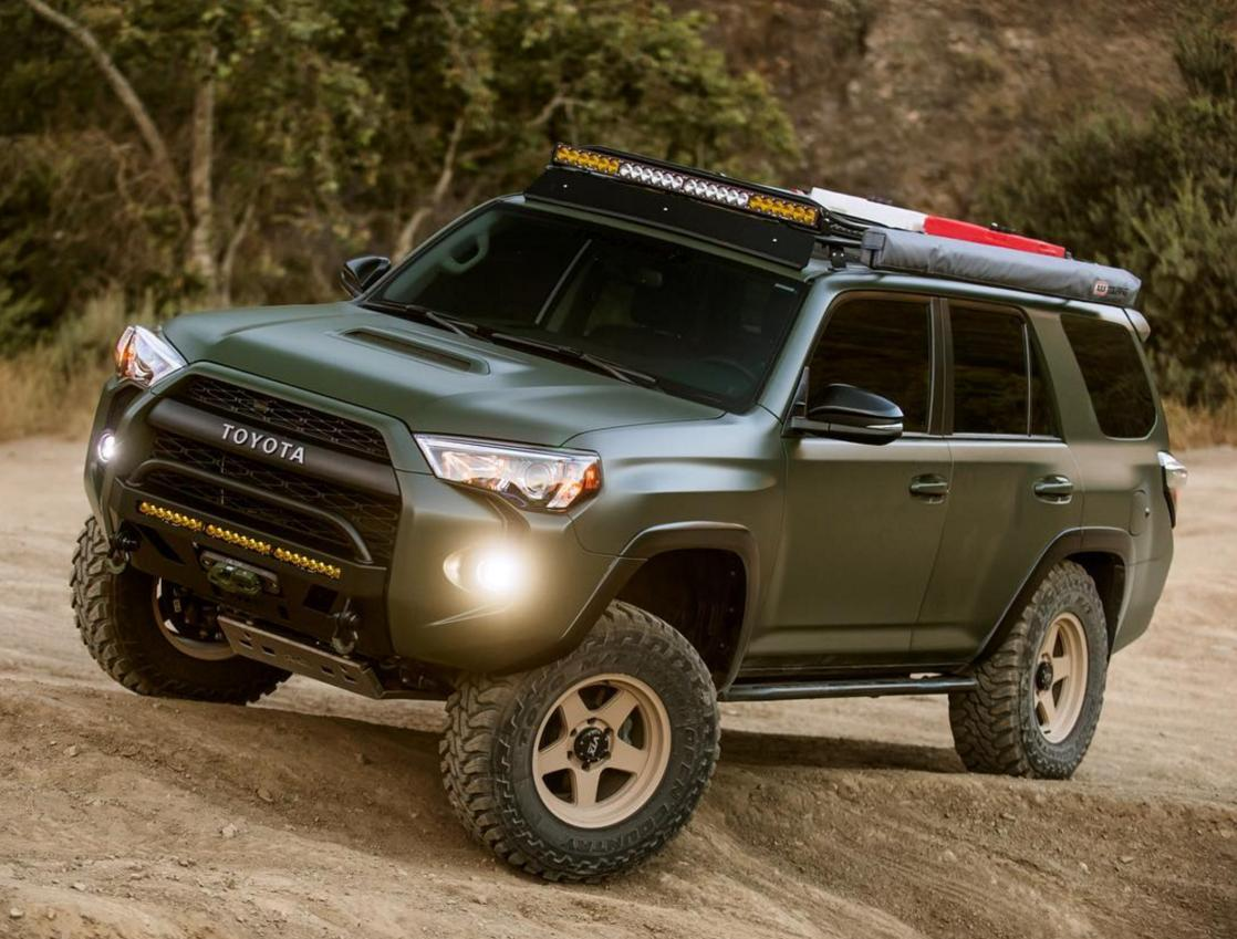 2018 trd pro colors cement page 3 toyota 4runner forum largest 4runner forum. Black Bedroom Furniture Sets. Home Design Ideas
