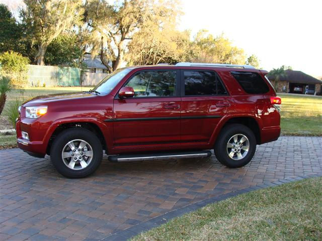 Salsa Red Pearl Page 4 Toyota 4runner Forum Largest