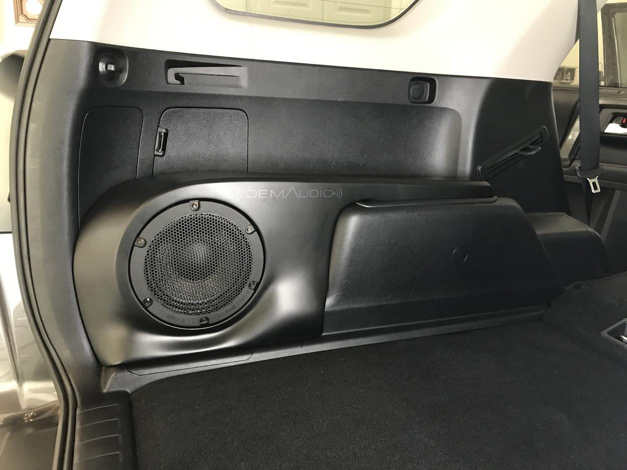 OEM Audio + 5th Gen 4Runner audio system - Page 9 - Toyota