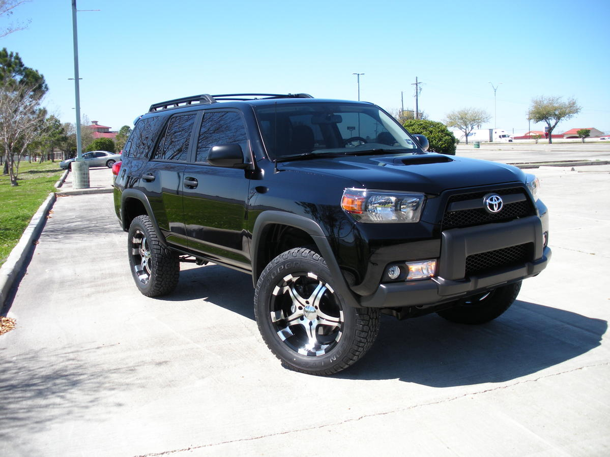 Trail Edition Lifted Toyota 4runner Forum Largest 4runner Forum