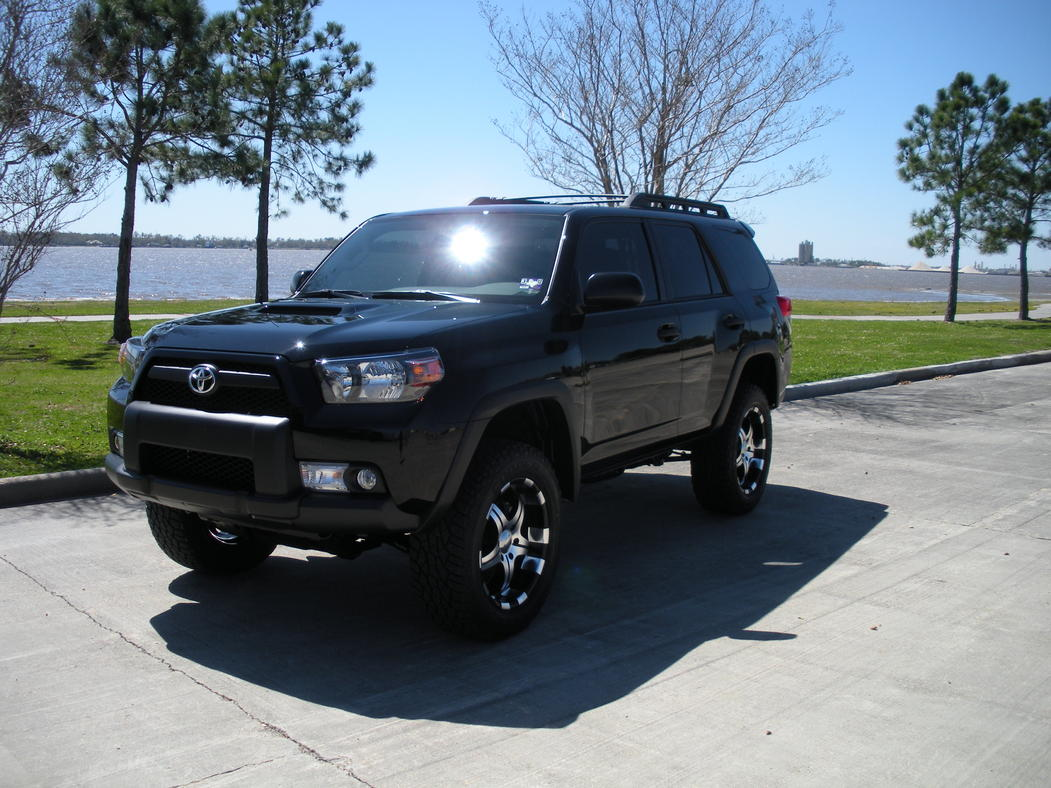 Trail Edition Lifted Toyota 4runner Forum Largest