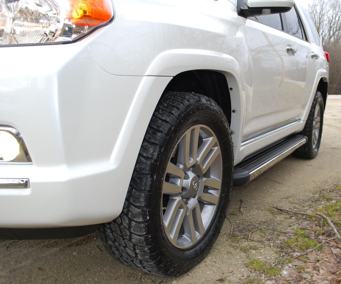 Toyota 4runner For Sale In Chicago: Running Boards Cost To Order And Bull Guards ?s