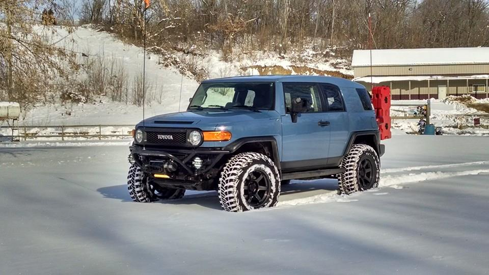 Tacoma Cavalry Blue >> 2018 TRD Pro Colors...Cement? - Page 10 - Toyota 4Runner Forum - Largest 4Runner Forum
