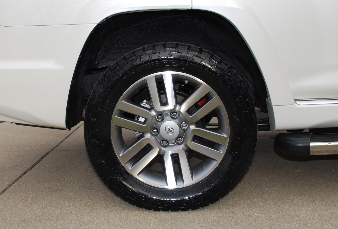 20 inch wheels on limited page 4 toyota 4runner forum. Black Bedroom Furniture Sets. Home Design Ideas