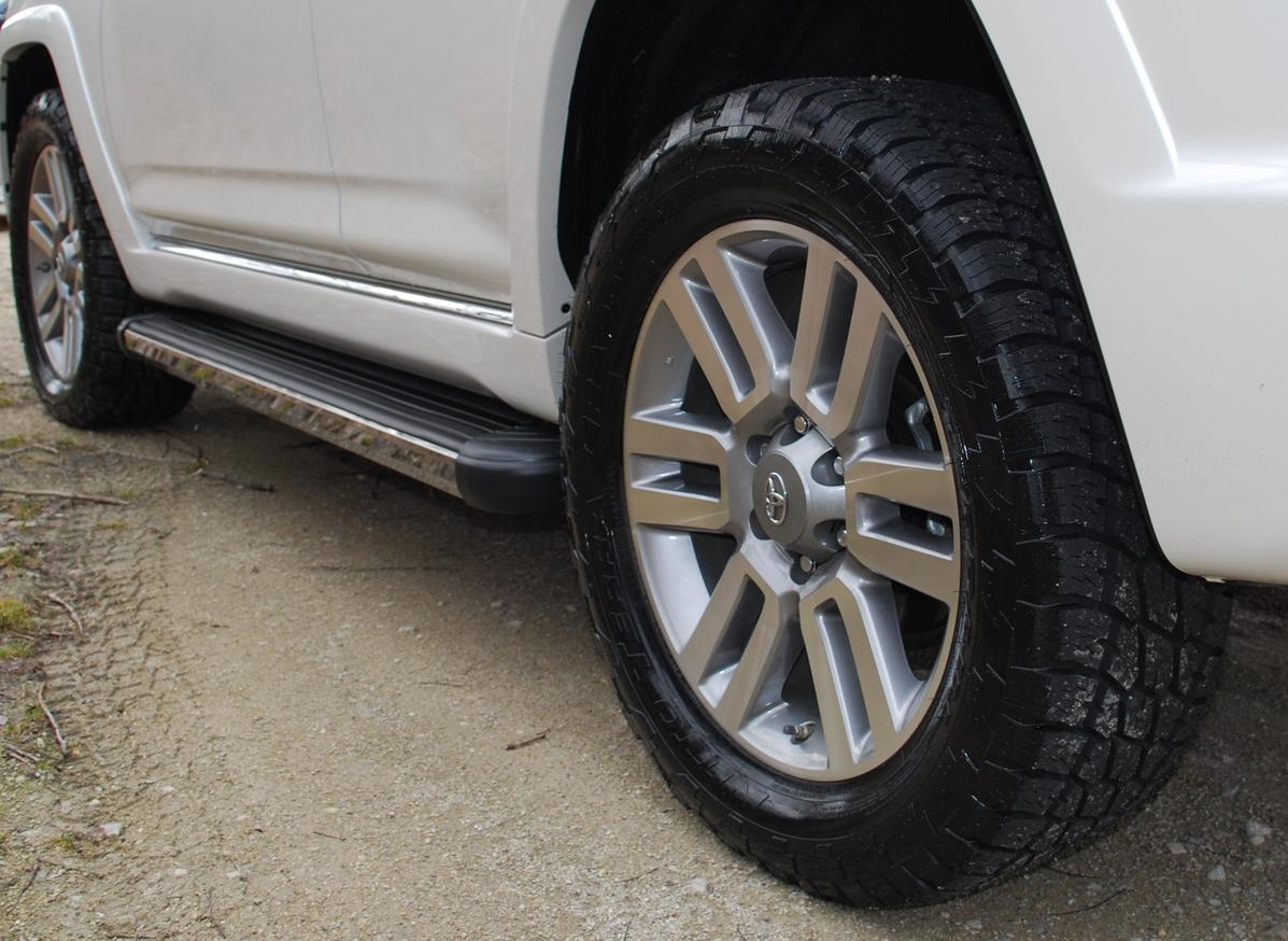 20 Inch Wheels On Limited Page 4 Toyota 4runner Forum