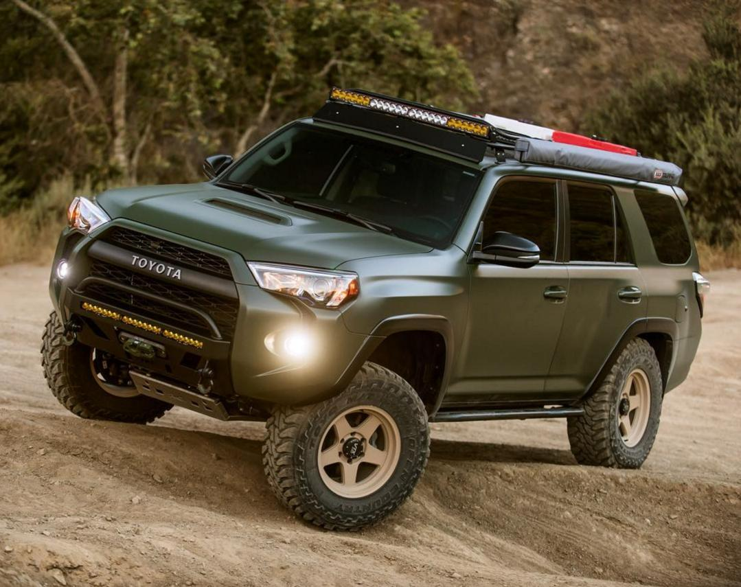 What Was The Best Trd Pro 4runner Color Up To 2018 Screen Shot